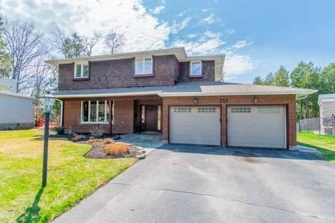 House for sale at 251 Sherwood Ct Oshawa Ontario - MLS: E4424571