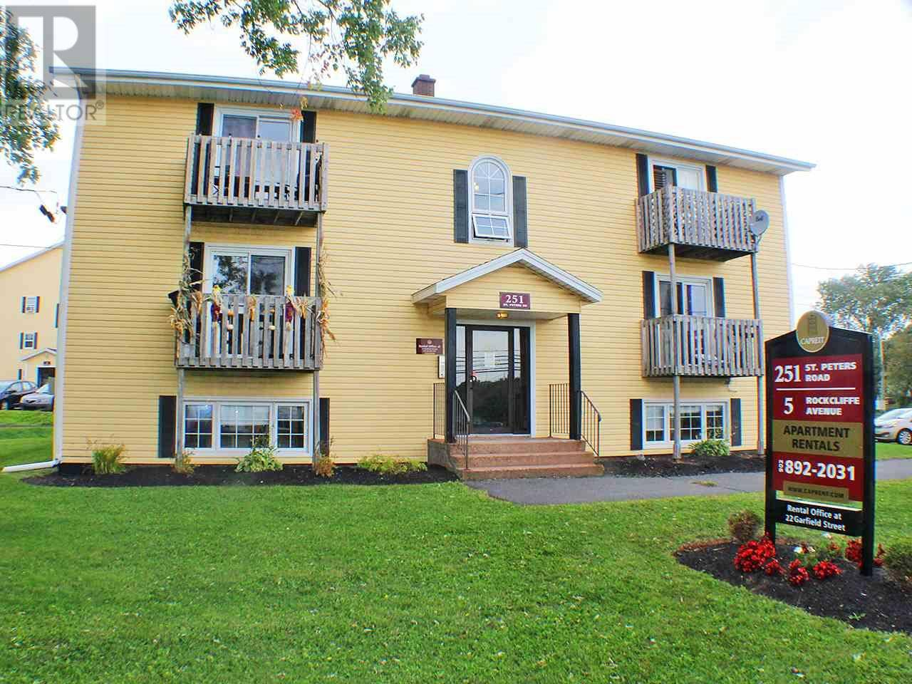 Condo for sale at 251 St. Peters Rd Charlottetown Prince Edward Island - MLS: 201922797