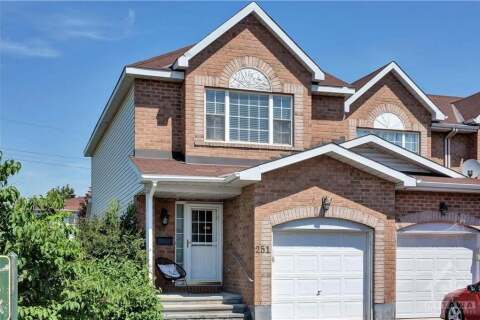 House for sale at 251 Westvalley Pt Ottawa Ontario - MLS: 1198983