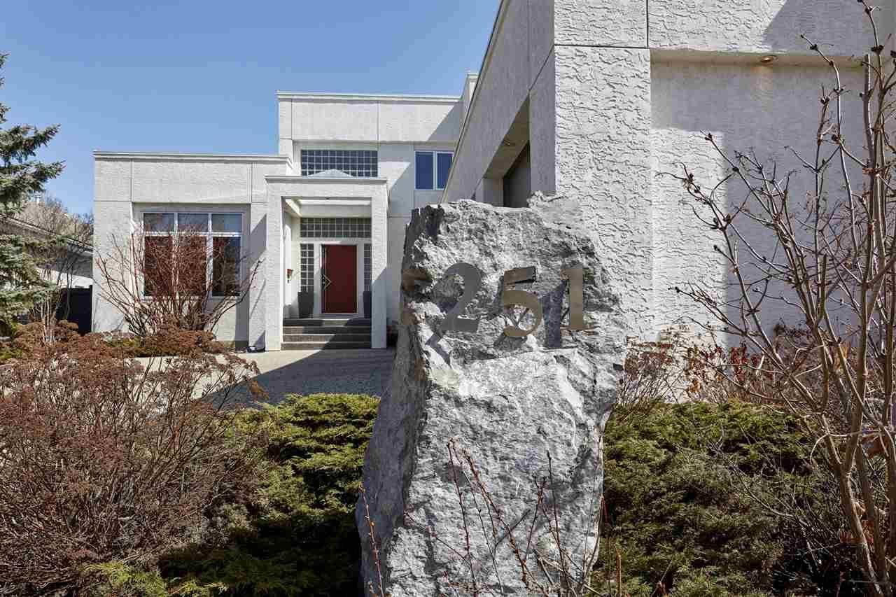House for sale at 251 Wilson Ln Nw Edmonton Alberta - MLS: E4177056