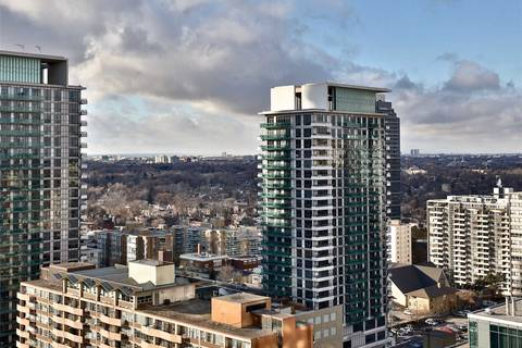 Apartment for rent at 161 Roehampton Ave Unit 2510 Toronto Ontario - MLS: C4670720