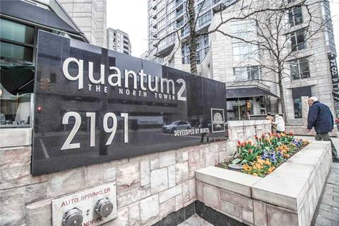 Condo for sale at 2191 Yonge St Unit 2510 Toronto Ontario - MLS: C4456525