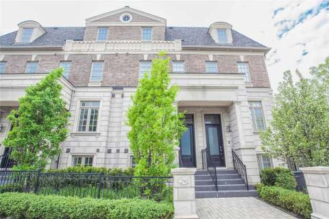Townhouse for sale at 2510 Bayview Ave Toronto Ontario - MLS: C4773635