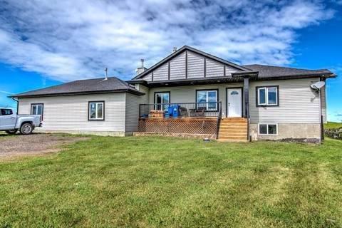 House for sale at 251007 251a  Rural Wheatland County Alberta - MLS: C4234047