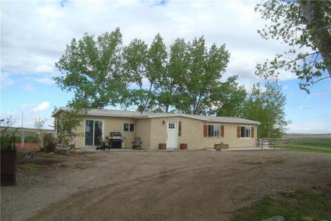 House for sale at 251011 Twp Rd 180  Rural Vulcan County Alberta - MLS: A1011243