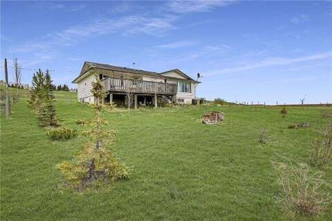 House for sale at 251022 Range Road 230  Rural Wheatland County Alberta - MLS: C4247854