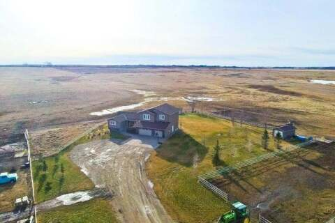 House for sale at 251035 Twp Rd 250  Rural Wheatland County Alberta - MLS: C4305878