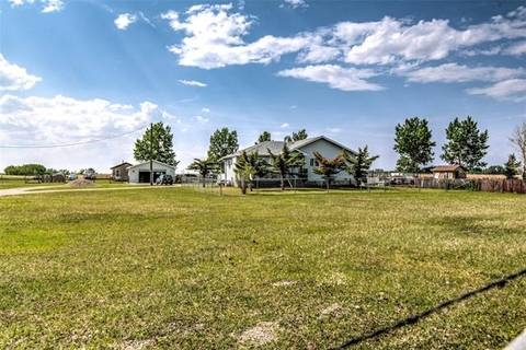 House for sale at 251044 Range Road 261  Rural Wheatland County Alberta - MLS: C4287522