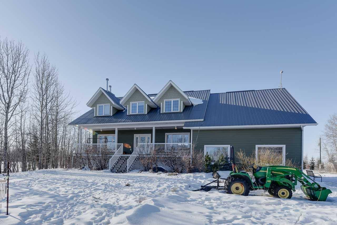 House for sale at 251047 Twp Rd Rural Wetaskiwin County Alberta - MLS: E4186154