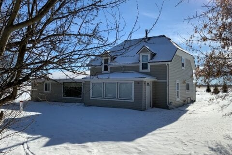 House for sale at 251063 Twp 350  Rural Kneehill County Alberta - MLS: C4273373