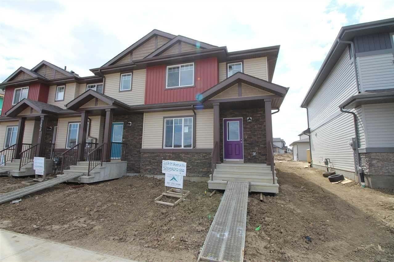 House for sale at 2511 14 Av NW Edmonton Alberta - MLS: E4213450