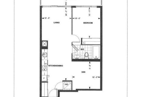 Apartment for rent at 330 Richmond St Unit 2511 Toronto Ontario - MLS: C5057193