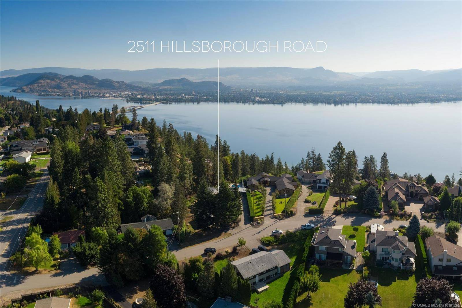 House for sale at 2511 Hillsborough Rd West Kelowna British Columbia - MLS: 10191295