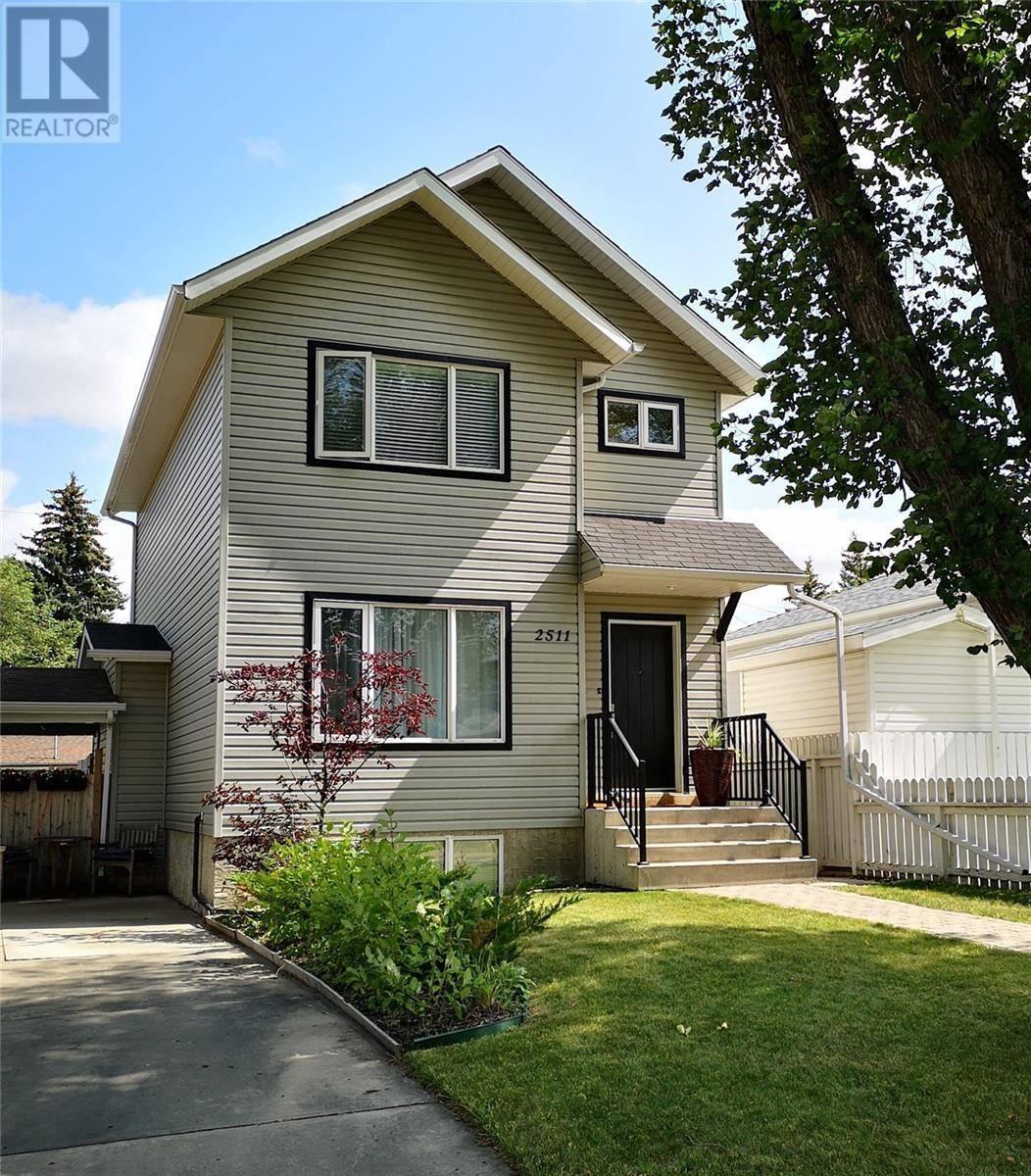 House for sale at 2511 Kelvin Ave Saskatoon Saskatchewan - MLS: SK784020