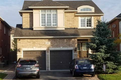 House for sale at 2511 North Ridge Tr Oakville Ontario - MLS: W4505439