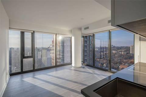 Apartment for rent at 188 Cumberland St Unit 2512 Toronto Ontario - MLS: C4673143