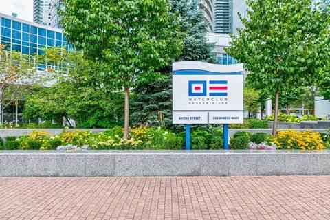 Condo for sale at 208 Queens Quay Unit 2512 Toronto Ontario - MLS: C4553588