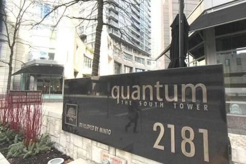 Apartment for rent at 2181 Yonge St Unit 2512 Toronto Ontario - MLS: C4740254