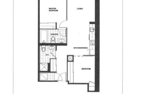 Apartment for rent at 330 Richmond St Unit 2512 Toronto Ontario - MLS: C5057203
