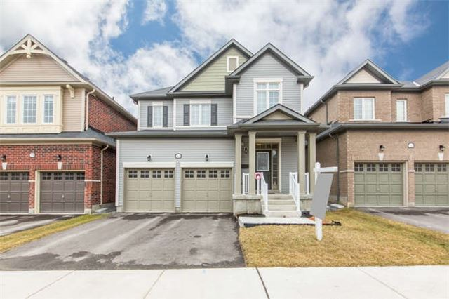 Sold: 2512 Standardbred Drive, Oshawa, ON
