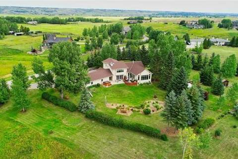 House for sale at 251210 Rocky Range Vw Rural Rocky View County Alberta - MLS: C4282359