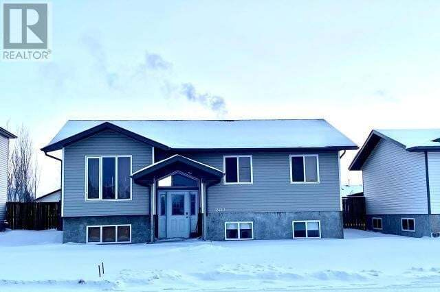 House for sale at 2513 11th Ave Wainwright Alberta - MLS: 65832