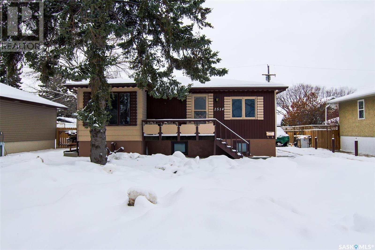House for sale at 2514 Melrose Ave Saskatoon Saskatchewan - MLS: SK839211