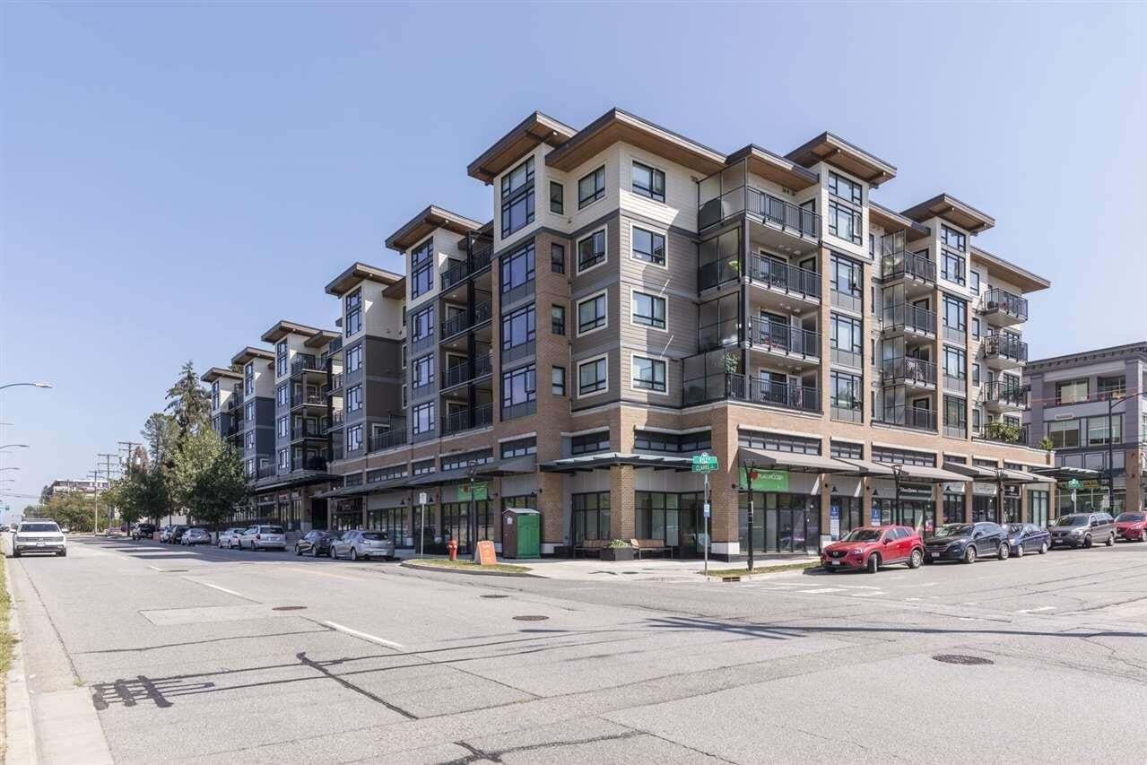 Commercial property for sale at 2515 Clarke St Port Moody British Columbia - MLS: C8032788