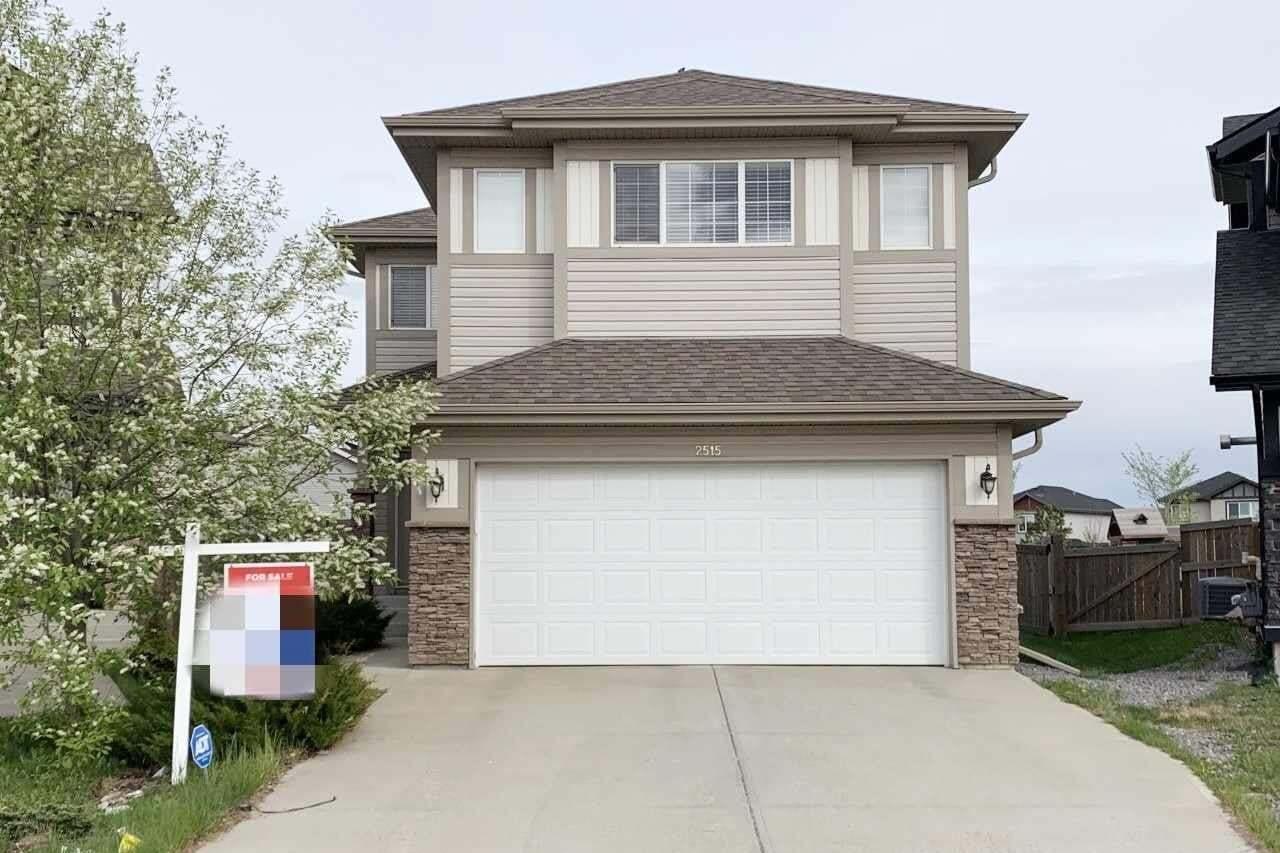 House for sale at 2515 Cole Cr SW Edmonton Alberta - MLS: E4194581