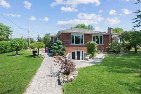 House for sale at 2515 Edenhurst Dr Mississauga Ontario - MLS: W4864846