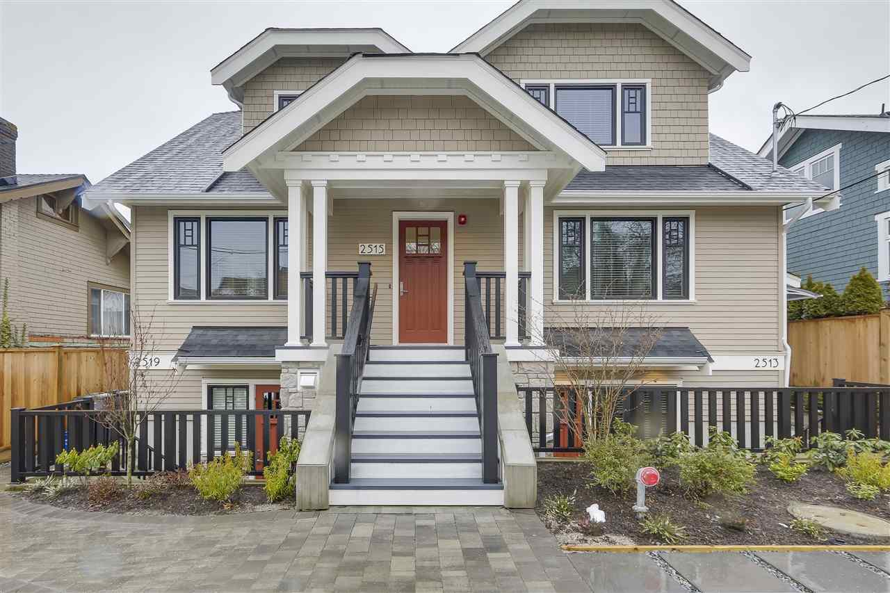 For Sale: 2515 W 8th Avenue, Vancouver, BC | 3 Bed, 3 Bath Townhouse for $2,028,000. See 18 photos!