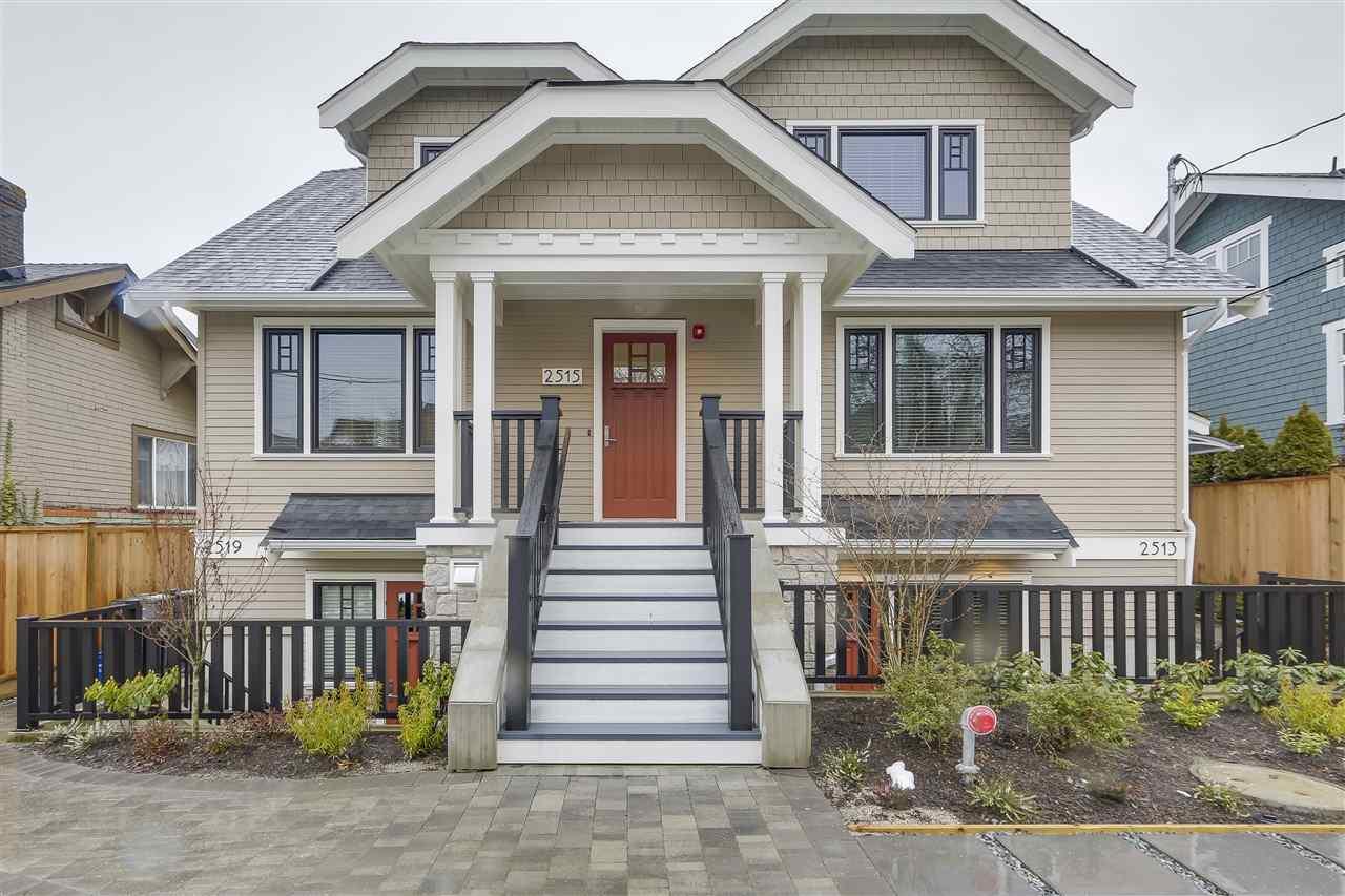 Sold: 2515 W 8th Avenue, Vancouver, BC