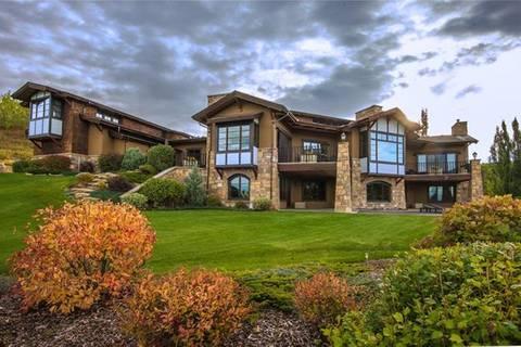 House for sale at 25154 Escarpment Ridge Vw Rural Rocky View County Alberta - MLS: C4278953