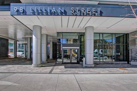 Condo for sale at 98 Lillian St Unit 2516 Toronto Ontario - MLS: C4737408