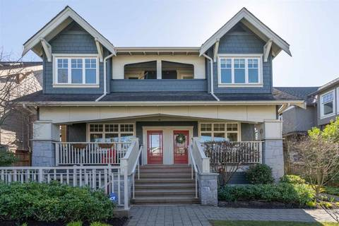 Townhouse for sale at 2516 8th Ave W Vancouver British Columbia - MLS: R2446814