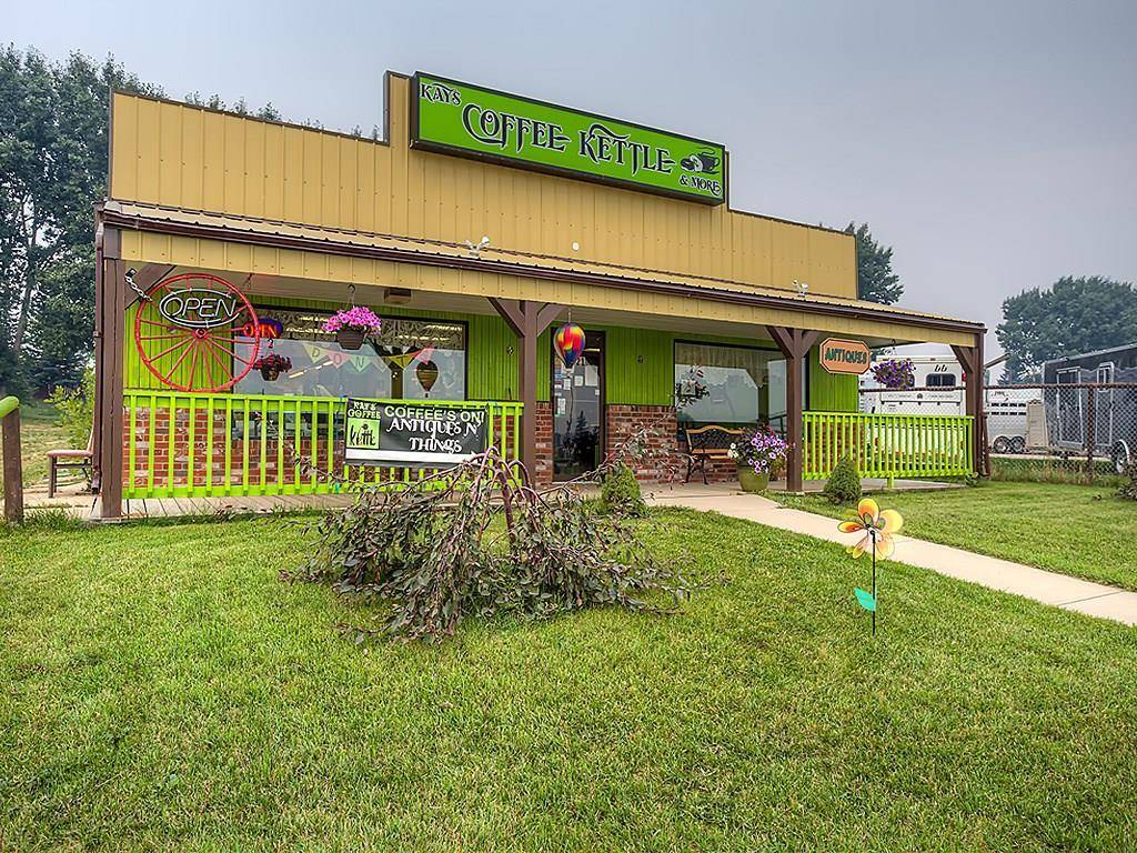 Commercial property for sale at 2517 21 Ave Nanton Alberta - MLS: C4186509