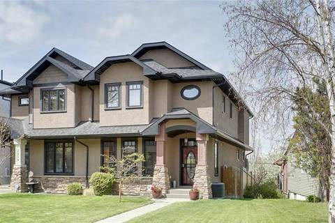 Townhouse for sale at 2517 21 St Southwest Calgary Alberta - MLS: C4247571