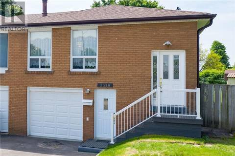 House for sale at 2518 Harman Ct Mississauga Ontario - MLS: 30744170
