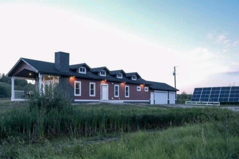 House for sale at 25180 Township Road 364  Rural Red Deer County Alberta - MLS: A1006207