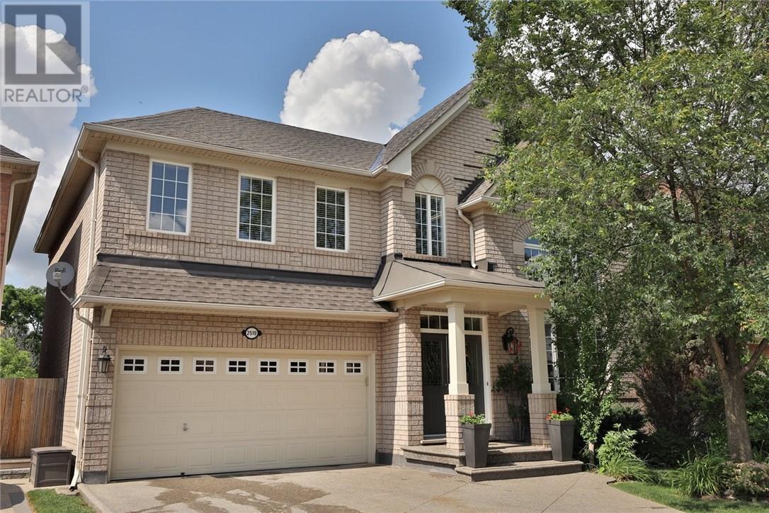 Sold: 2519 Scotch Pine Drive, Oakville, ON