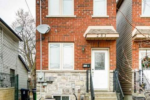 House for sale at 251 Chisholm Ave Toronto Ontario - MLS: E4646257