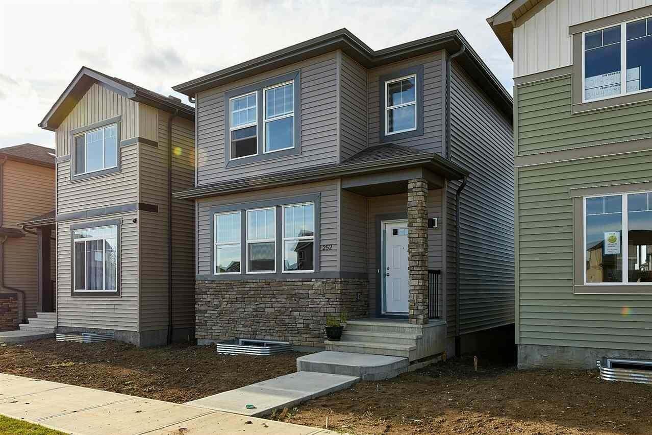 House for sale at 252 41 Av NW Edmonton Alberta - MLS: E4211925
