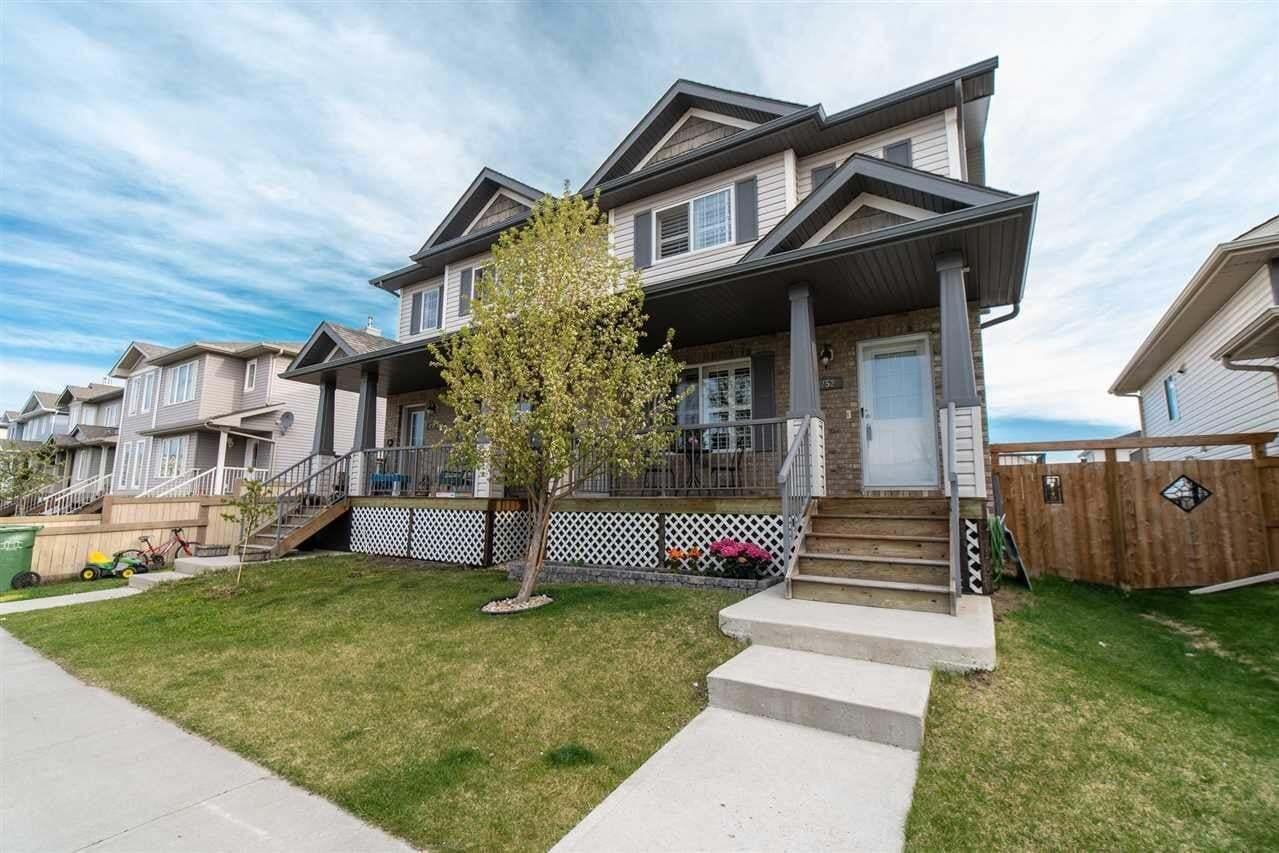 Townhouse for sale at 252 Avena Ci Leduc Alberta - MLS: E4197902
