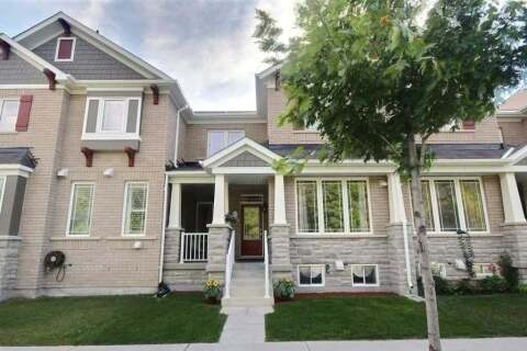 Townhouse for sale at 252 Cornell Centre Blvd Markham Ontario - MLS: N4767028