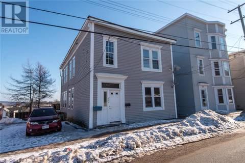 Townhouse for sale at 252 Duke St Saint John New Brunswick - MLS: NB018449
