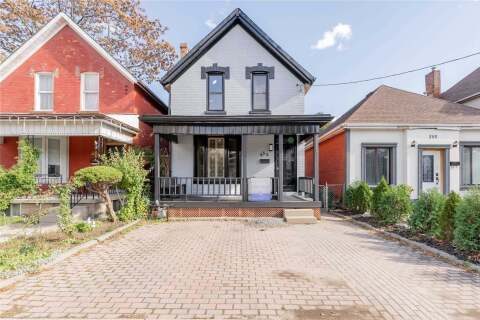 House for sale at 252 East Ave Hamilton Ontario - MLS: X4959185