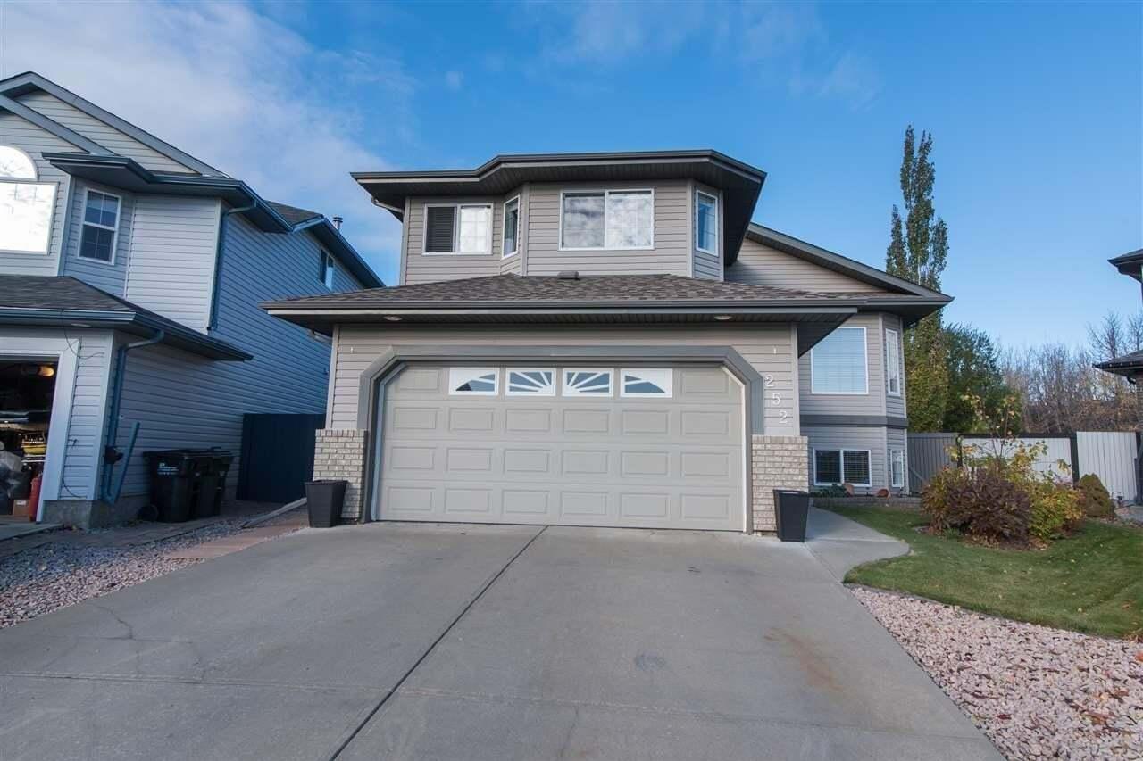 House for sale at 252 Foxboro Cr Sherwood Park Alberta - MLS: E4217878