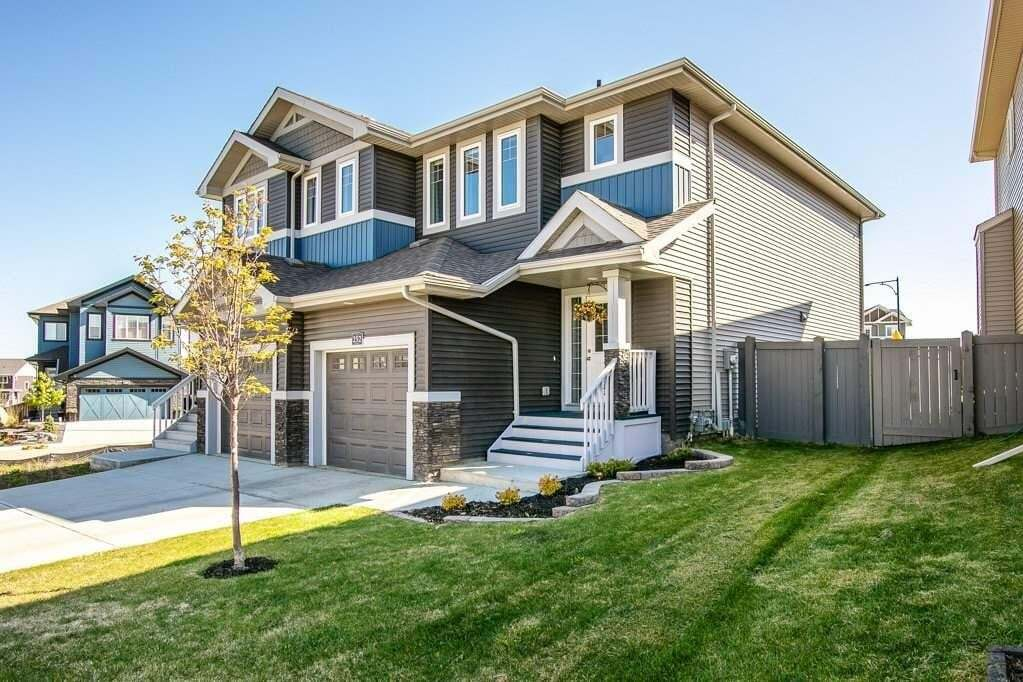 Townhouse for sale at 252 Hawks Ridge Bv NW Edmonton Alberta - MLS: E4198857