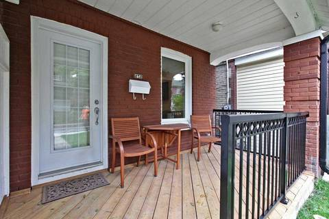 Townhouse for sale at 252 Highfield Rd Toronto Ontario - MLS: E4497122