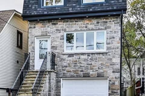 House for sale at 252 King Edward Ave Toronto Ontario - MLS: E4626429